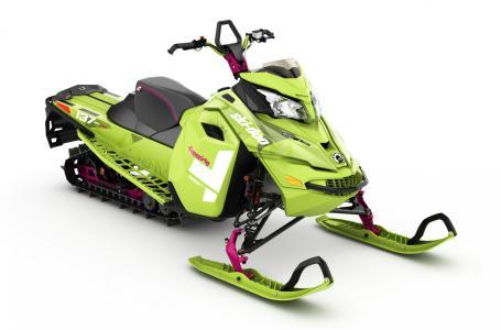 2015 Ski-Doo Freeride 137 800R ETec S-Kev