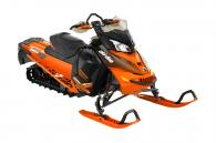 2015 Ski-Doo Renegade® Backcountry™ X® Rotax 800R E-TEC -Orange
