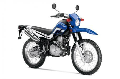 2015 Yamaha XT250 3