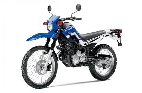 2015 Yamaha XT250 4