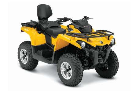 2015 Can-Am ATV CAN-AM OUTLANDER L 500 MAX | 1 of 1