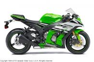 2015 Kawasaki NINJA ZX-10R ABS 30th Anniversary Edition