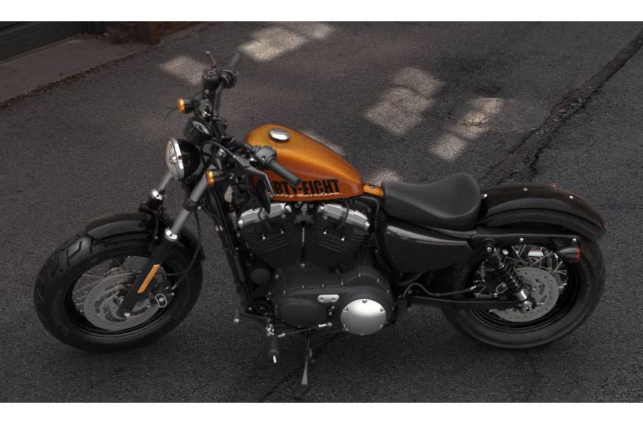 2015 Harley-Davidson® FORTY-EIGHT