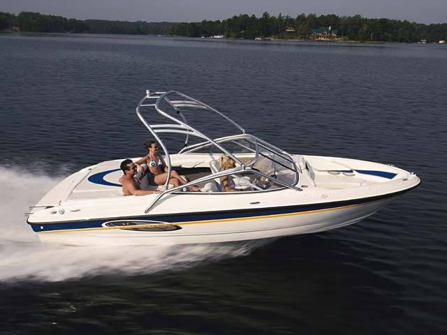 2004 Bayliner International 205 BR