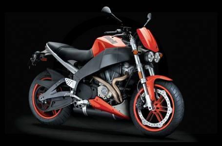 2007 Buell® Lightning® XB12Ss