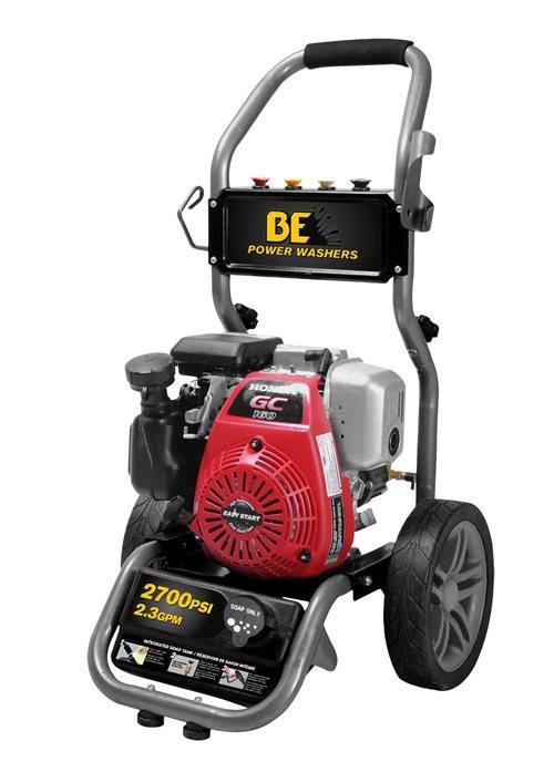 2014 BE Pressure Washers 187cc Honda GC190 | BE286HA