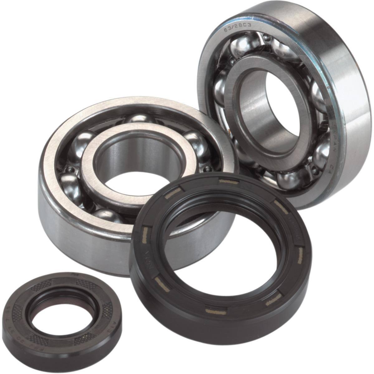 All Balls Racing Crankshaft//Main Bearing /& Seal Kit 24-1098