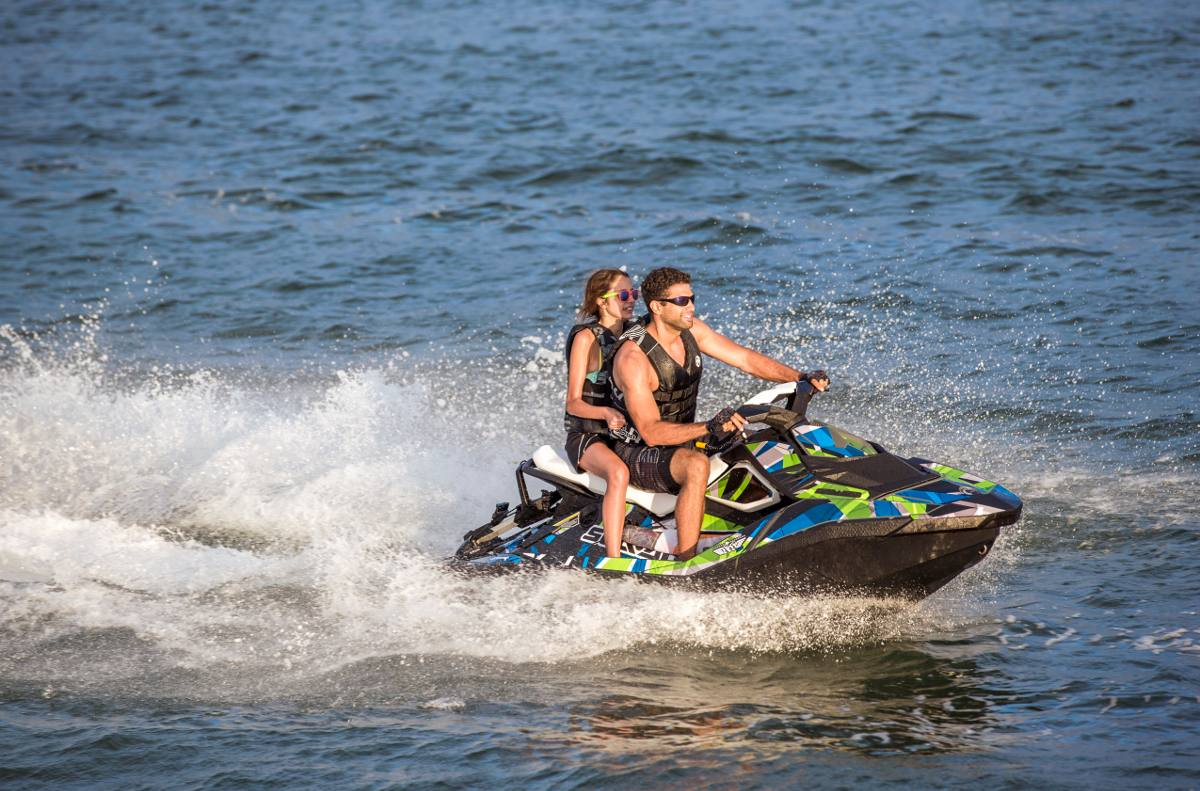 2015 Sea-Doo Spark™ 2up 900 ACE™ - Convenience Package