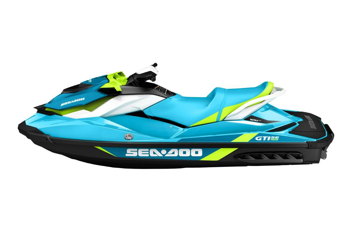 2015 Sea-Doo GTI™ SE 155 for sale in Evansville, IN. Big 4 Cycle ...