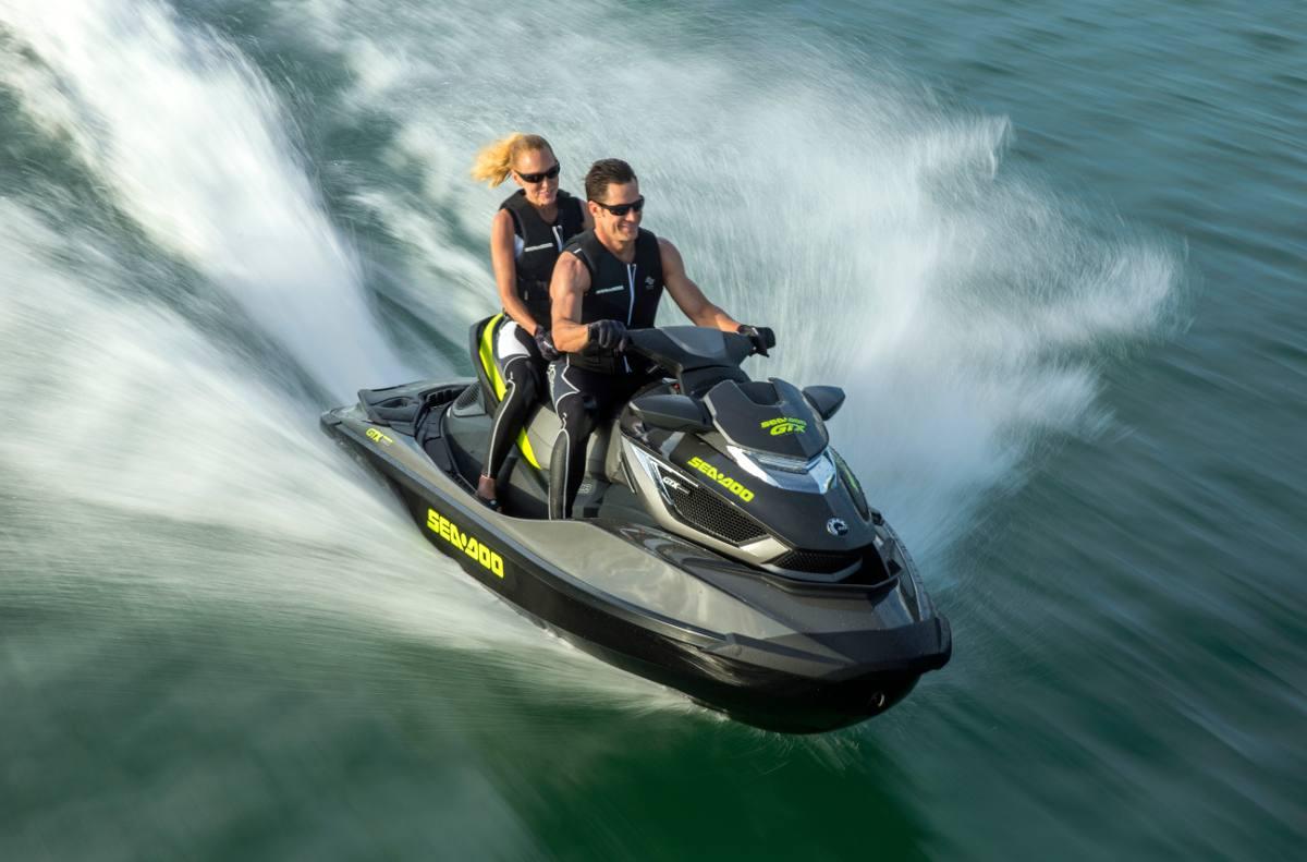 2015 Sea-Doo GTX™ Limited iS 260
