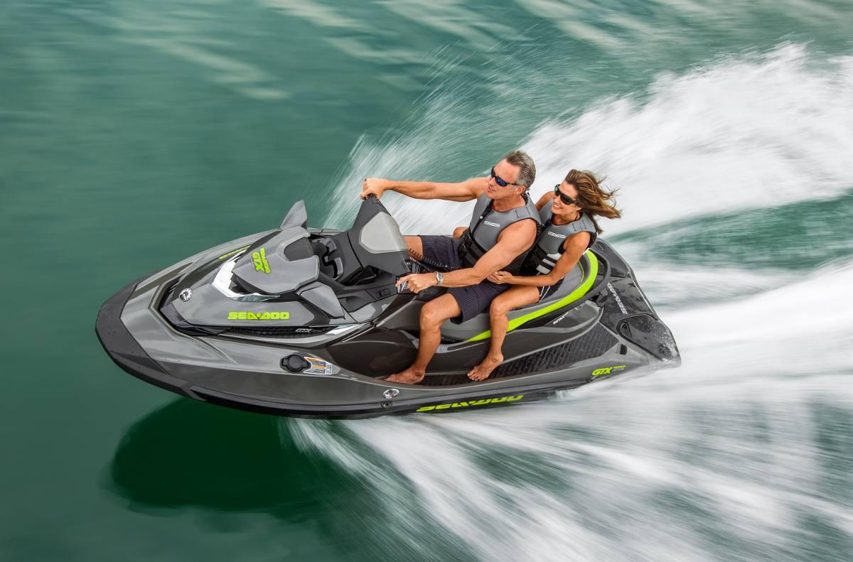 2015 Sea-Doo GTX™ Limited 215