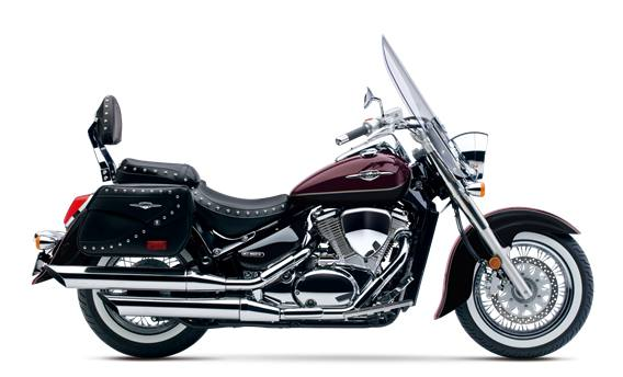 2015 Suzuki BOULEVARD C50 TOURIN for sale in Johnstown, PA. Cernic's ...