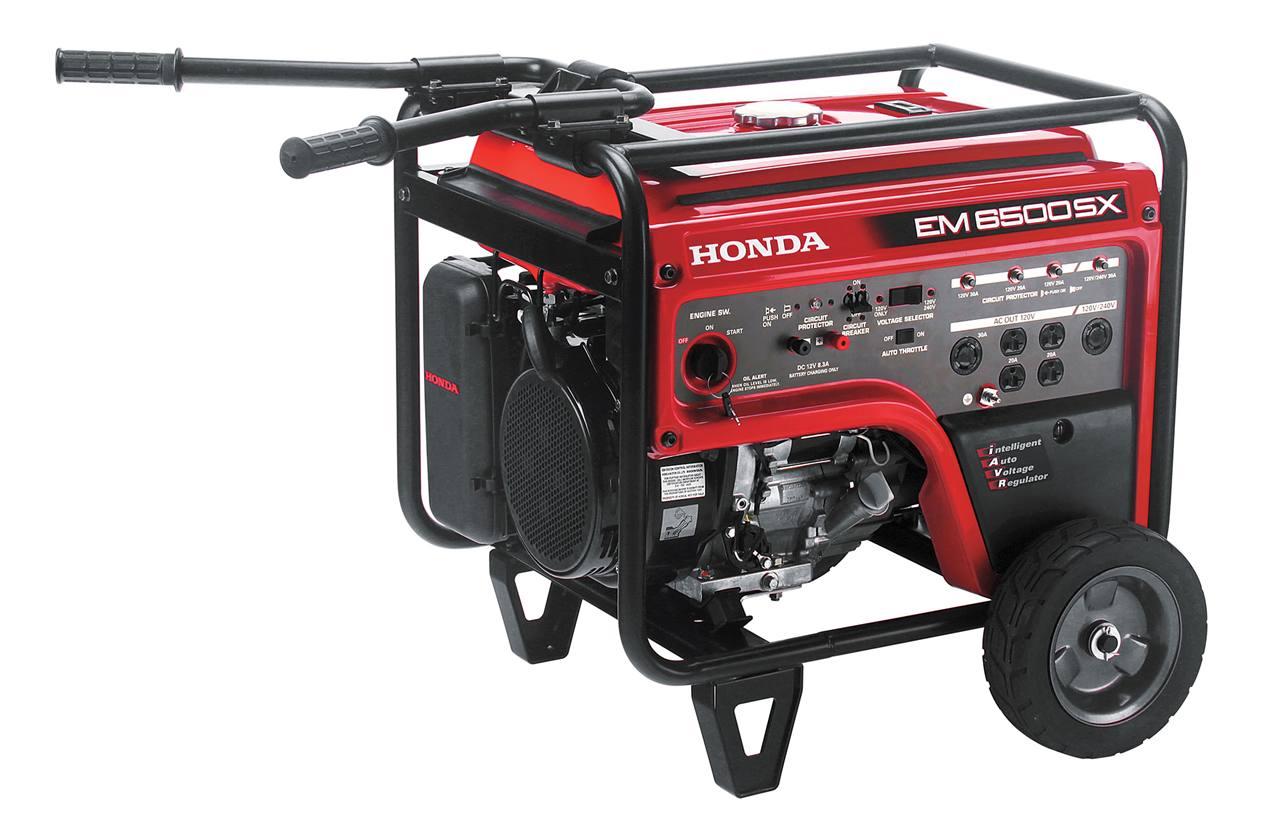 New Generators Mach 1 Motorsports Inc Vallejo Ca 707 643 2548 Diagram Of All Years Eu6500is An Honda Generator Carburetor 2015 Em6500s