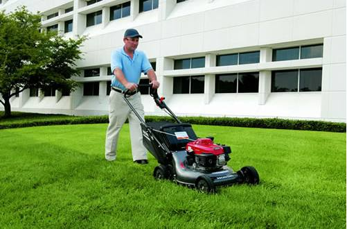 HRC Commercial Mowers