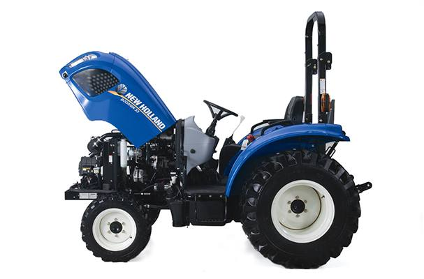 2015 New Holland Agriculture Boomer™ Compact Series - 37