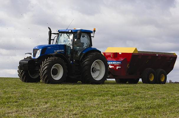 2015 New Holland Agriculture T7 Series – Tier 4B T7 190
