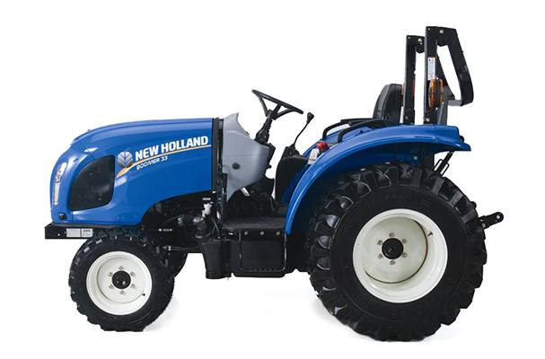 2015 New Holland Agriculture Boomer™ Compact Series - 47 for