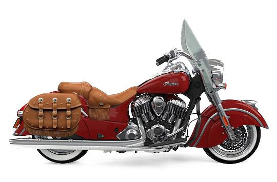 2016 Indian Motorcycle Indian® Chief® Vintage - Indian Red for sale ...