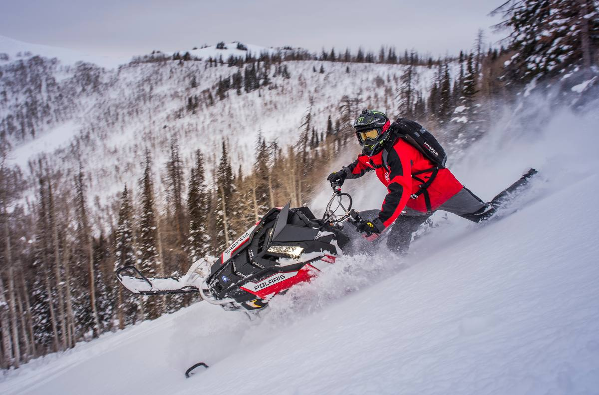 2016 Polaris Industries 800 Pro Rmk 163