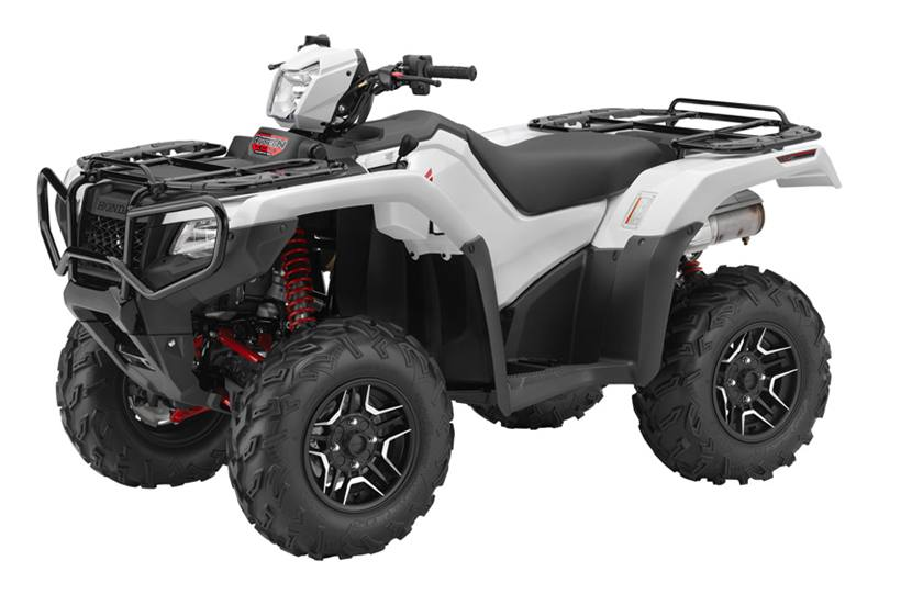 2016 Honda Trx500 Rubicon Dct Irs Eps Deluxe