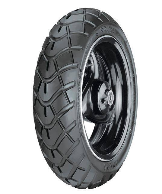 K761 Dual Purpose Scooter Front Rear Tires