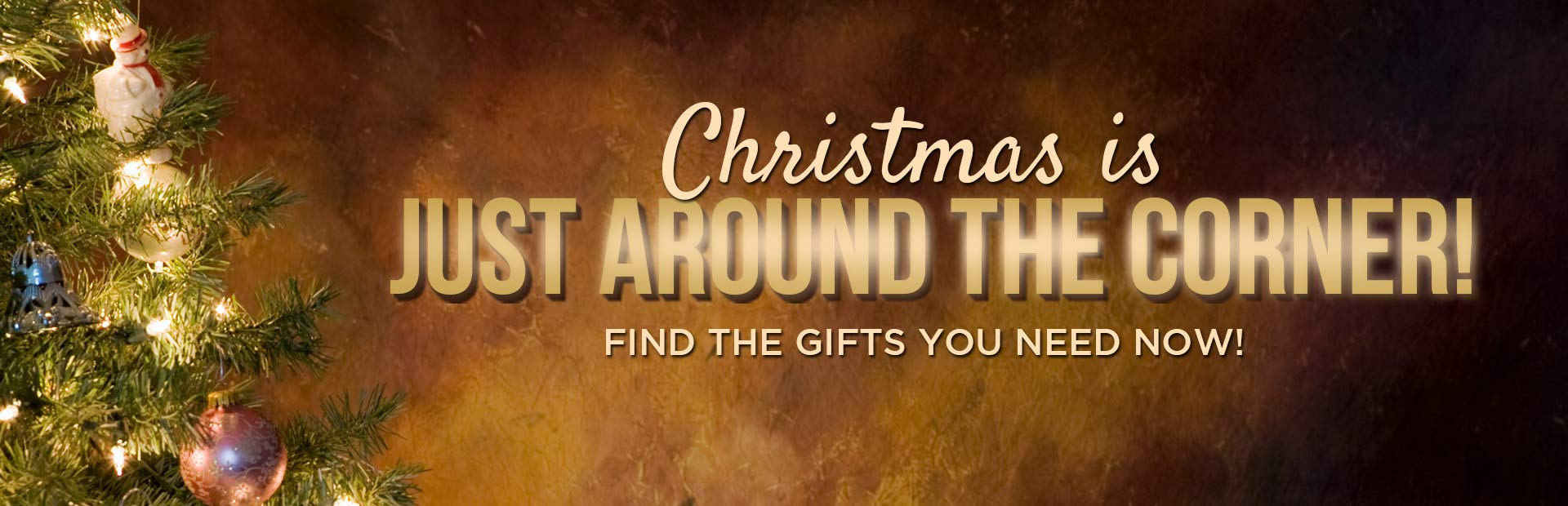 Christmas is just around the corner! Find the gifts you need now! Click here to shop.