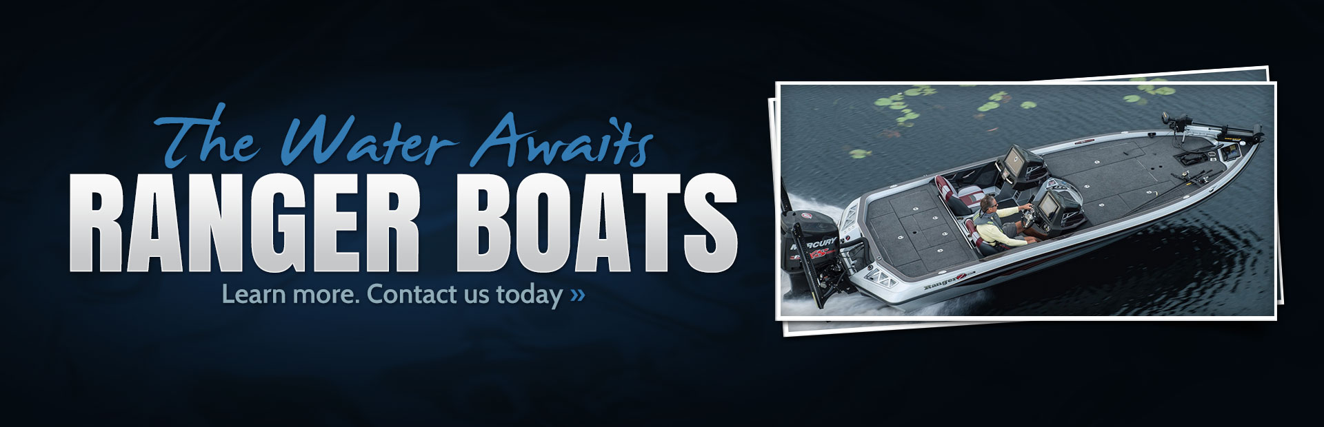 Click here to contact us about Ranger boats.