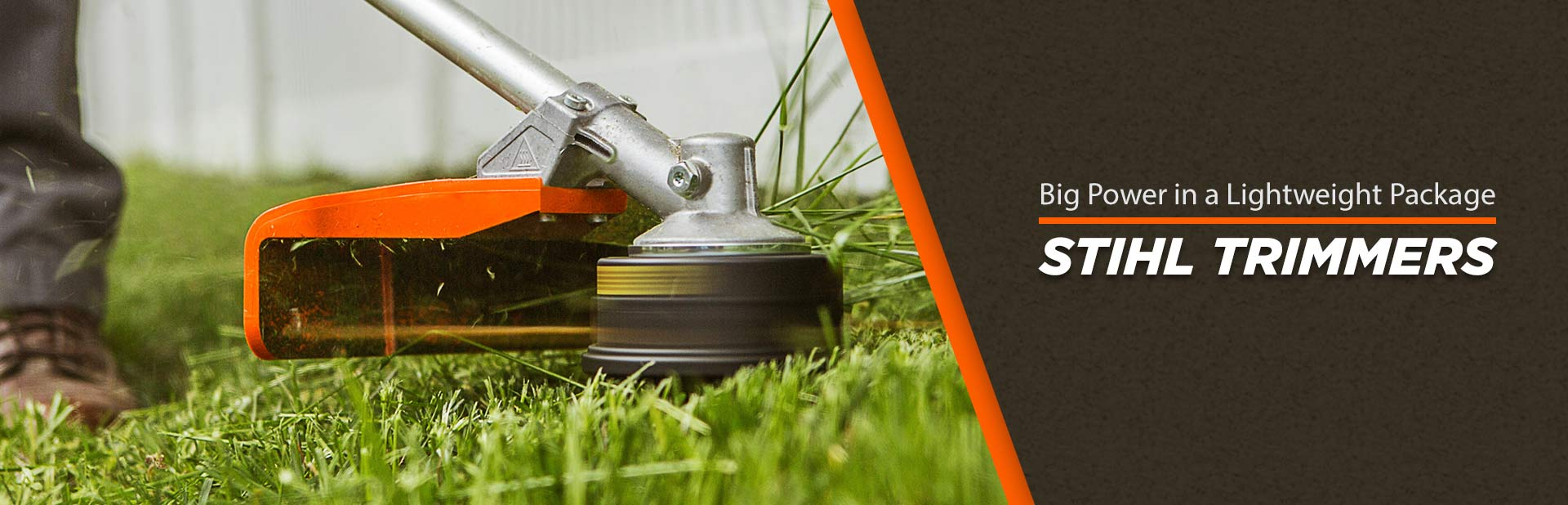 STIHL Trimmers: Click here to view the models.