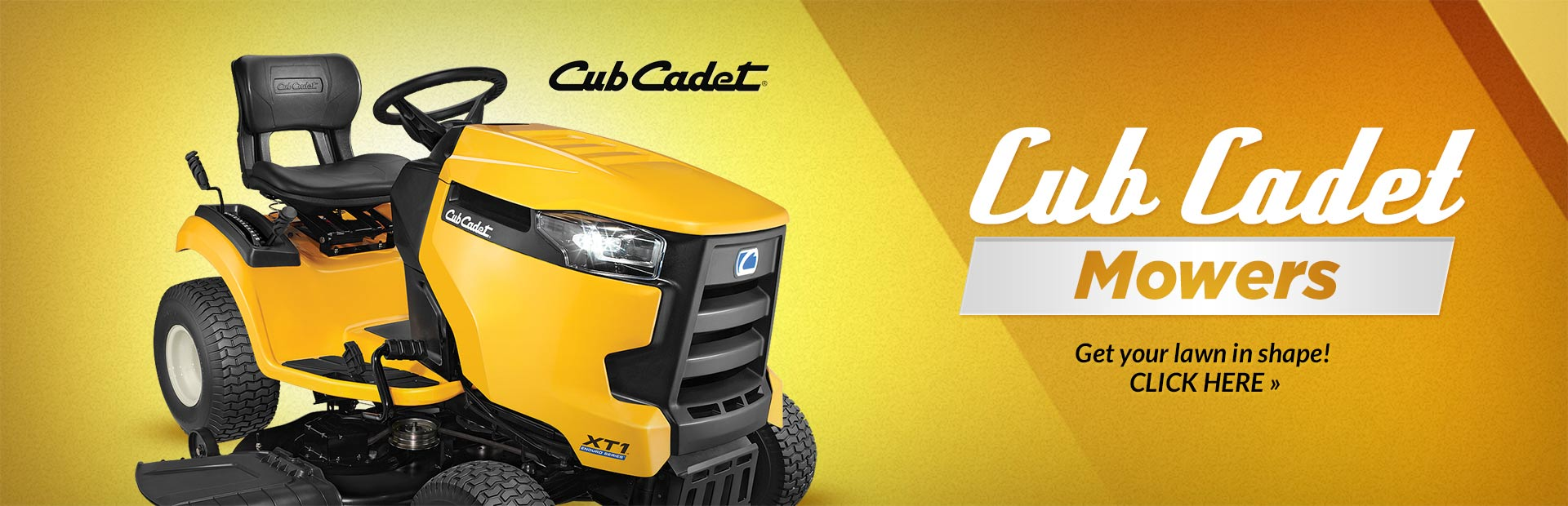Cub Cadet Mowers: Click here to view the showcase!