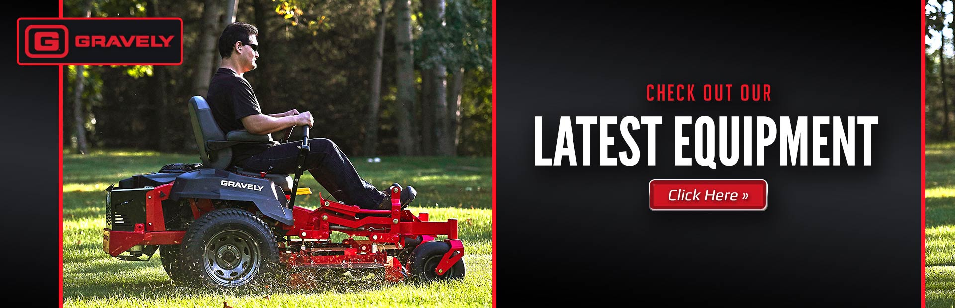 Gravely Equipment: Click here to view the models.
