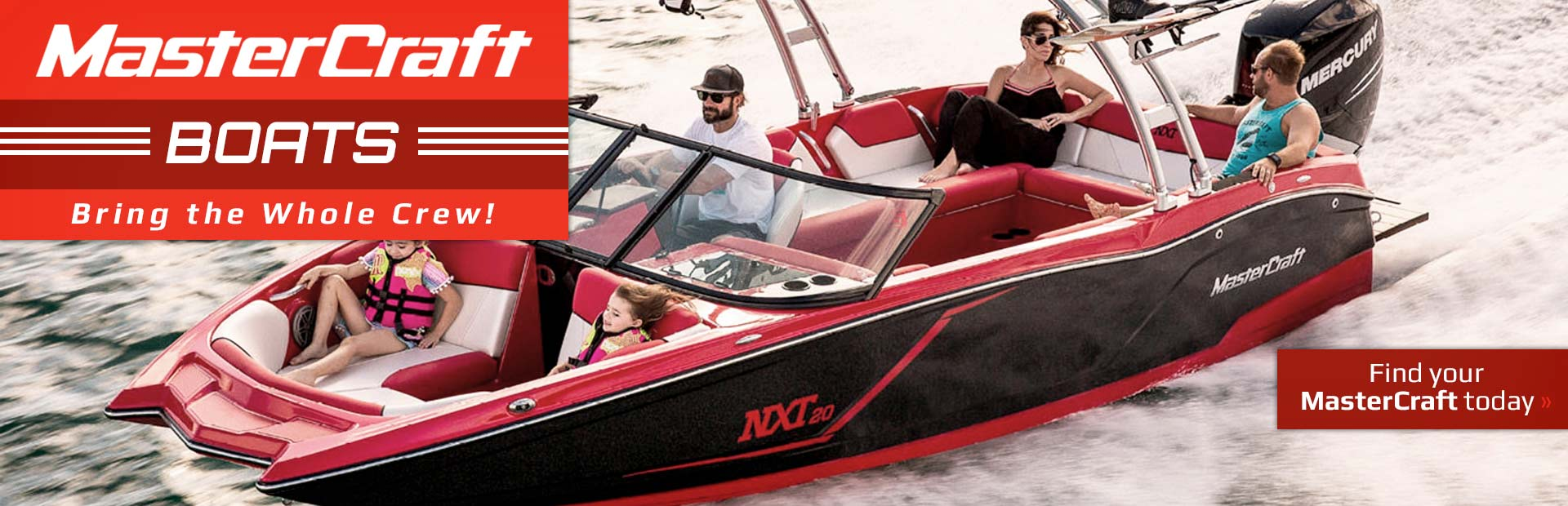 MasterCraft Boats: Click here to view the models.