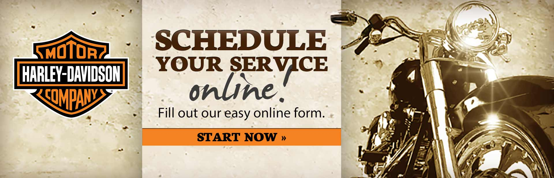 Schedule your service online! Fill out our easy online form. Click here to start now.