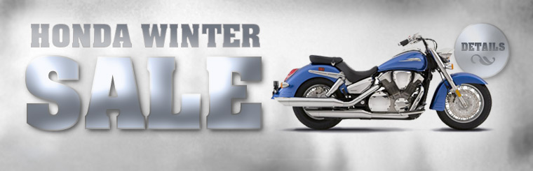 Honda Winter Sale: Click here to browse the inventory.