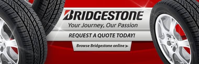 Click here to browse Bridgestone tires online.