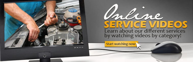 Learn about our different services by watching videos by category! Click here to start watching now.