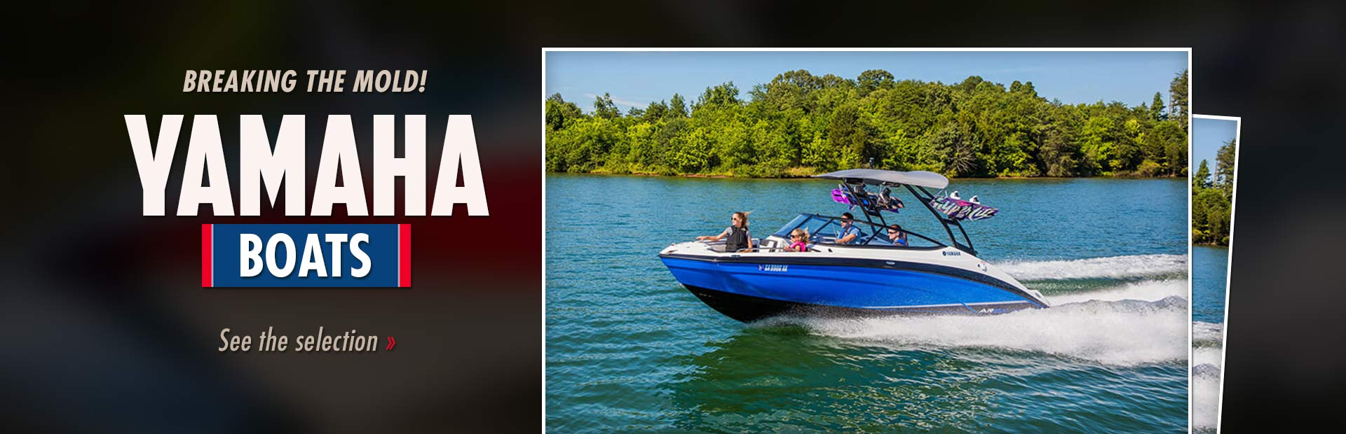 Yamaha Boats: Click here to view the showcase!