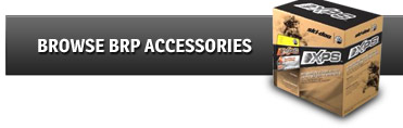 Browse BRP Accessories