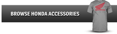 Browse Honda Accessories