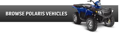 Browse Polaris Vehicles