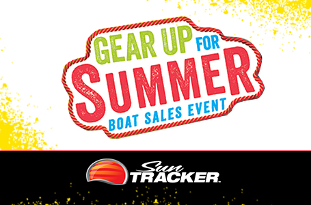 Gear up for Summer Boat Sales Event