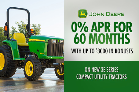 0% APR for 60 Months WITH Up To $3000 In Bonuses