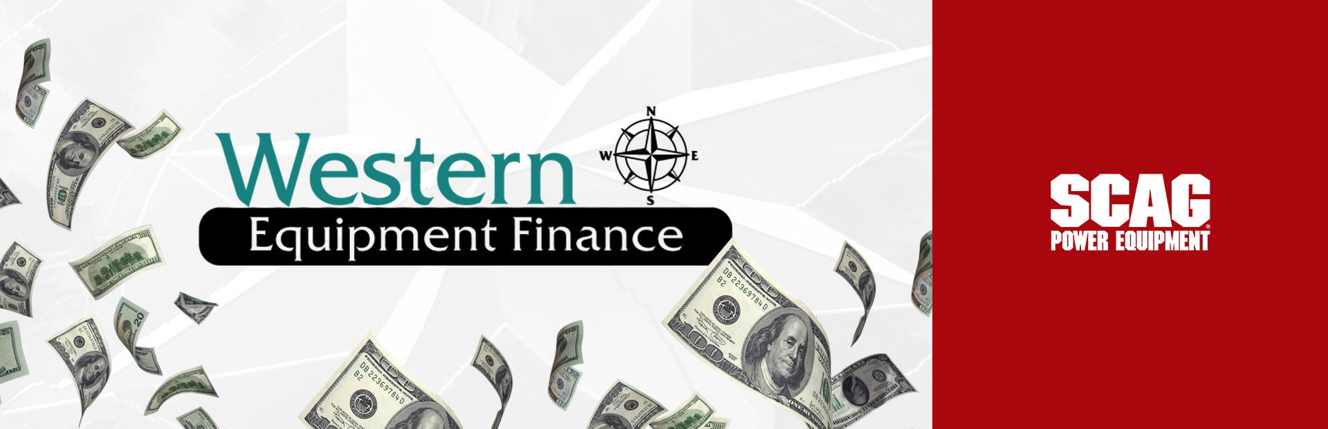 Scag: Western Equipment Finance Programs