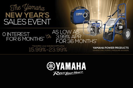 New Year's Sales Event (Power Products)