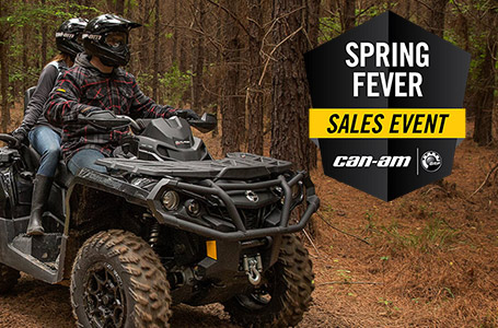 Spring Fever Sales Event (ATV)