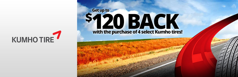 Get up to $120 back