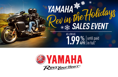 Rev in the Holidays Sales Event (Touring)