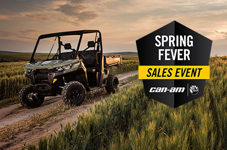 Spring Fever Sales Event (Defender)