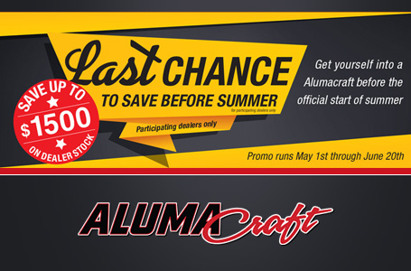 Last Chance To Save Before Summer