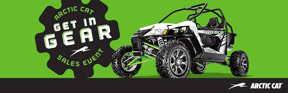 Get In Gear Sales Event - SxS