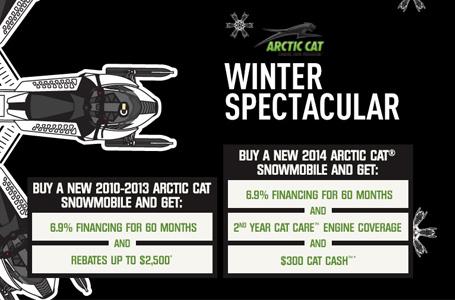 Arctic Cat - Winter Spectacular